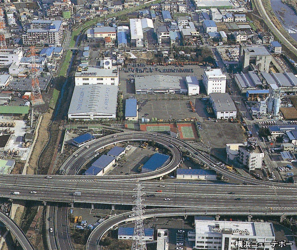横浜ニューデポー(1992年)